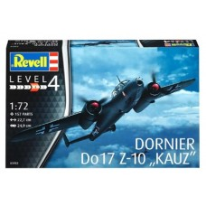 DORNIER DO-17 Z-10 KAUS - 1/72 - REVELL
