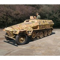 SD.KFZ. 251/1 AUSF.A (SPECIAL PURPOSE VEHICLE) - 1/35 - REVELL