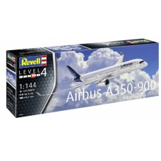 AIRBUS A350-900 LUFTHANSA NEW LIVERY 1/144 - REVELL