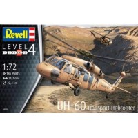 UH-60 TRANSPORT HELICOPTER  - REVELL - 1/72
