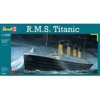 R.M.S. TITANIC - REVELL - 1/1200