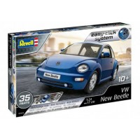 "VW NEW BEETLE ""Easy Click"" 1/24 - REVELL"