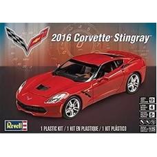 2016 CORVETTE STINGRA - REVELL - 1/25