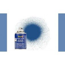 SPRAY COLOR MATT BLUE 100ml REVELL