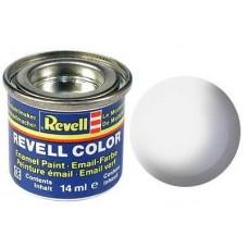 REVELL ESMALTE 105 WHITE MATE  14ml