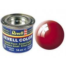 REVELL ESMALTE 131 FIERY RED GLOSS 14ml