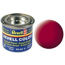 REVELL ESMALTE 136 CARMINE RED MATE  14ml