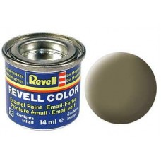 REVELL ESMALTE 139 DARK GREEN MATE 14ml