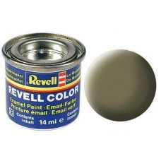 REVELL ESMALTE 145 LIGHT OLIVE MATE 14ml