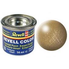 REVELL ESMALTE 192 BRASS METALLIC 14ml