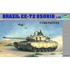 BRAZIL EE-T2 OSORIO TRUMPETER 1/35