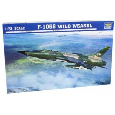 REPUBLIC F-105G THUNDERCHIEF - 1/72 - TRUMPETER