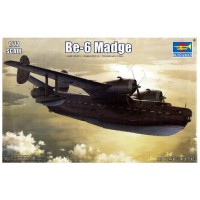 BE-6 MADGE - 1/72 - TRUMPETER