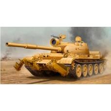 T62 MOD1962 (IRAQ MODIFICATION)  - 1/35 -  TRUMPETER