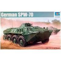GERMAN SPW70 - 1/35 - TRUMPETER