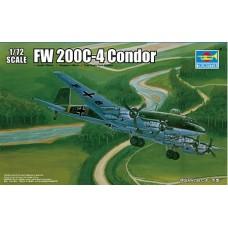 FW200 C-4 CONDOR - 1/72 - TRUMPETER