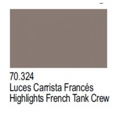 PANZER ACES HIGHLIGHT FRENCH TANK CREW 17 ml