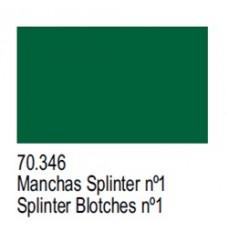 PANZER ACES  SPLINTER BLOTCHES I 17 ml