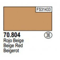 MODEL COLOR BEIGE RED 17 ml FS 32516