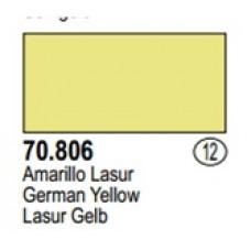 MODEL COLOR GERMAN YELLOW 17 ml