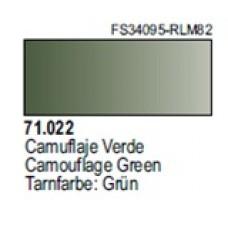 MODELAIR CAMOUFLAGE GREEN 17ml