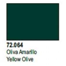 GAME COLOR YELLOW OLIVE 17ml VALLEJO