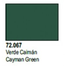 GAME COLOR CAYMAN GREEN 17ml VALLEJO