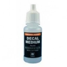 DECAL MEDIUM 17ml VALLEJO