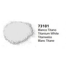 PIGMENTO VALLEJO TITANIUM WHITE 30 ml