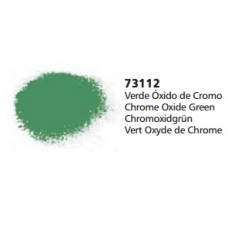 PIGMENTO VALLEJO CHROME OXIDE GREEN 30 ml