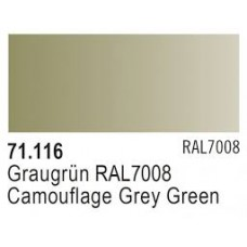 MODELAIR CAMOUFLAGE GREY GREEN 17ml RAL 7008