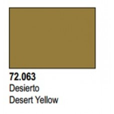 GAME COLOR DESERT YELLOW 17ml VALLEJO