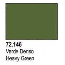 GAME COLOR HEAVY GREEN 17ml VALLEJO