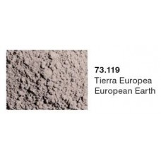 PIGMENTO VALLEJO EUROPEAN EARTH 30 ml