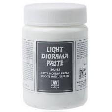 VALLEJO LIGHT DIORAMA PASTE 200ml