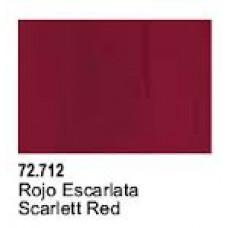 GAME AIR SCARLETT RED 17ml VALLEJO