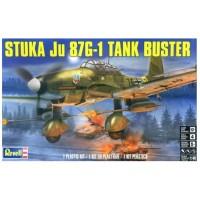 JU87G-1 JUNKERS TANK BUSTER REVELL 1/48